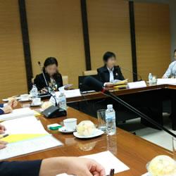 平成28年2月ミャンマー・タイミッション(タイのワンストップ投資センター訪問)